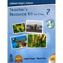 Lakhmir Singh's Science Teacher's Resources Kit For Class 7