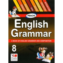 Prachi English Grammar For Class 8