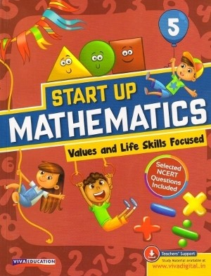 Viva Start Up Mathematics Book 5