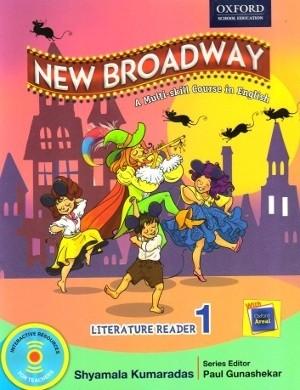 Oxford New Broadway English Literature Reader Book 1