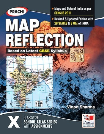Prachi Map Reflection For Class 10