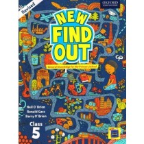Oxford New Find Out General Knowledge Class 5
