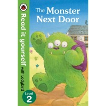 Penguin Read It Yourself With Ladybird The Monster Next Door Level 2