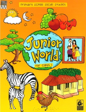 Junior World Primary School Social Studies For Class 1