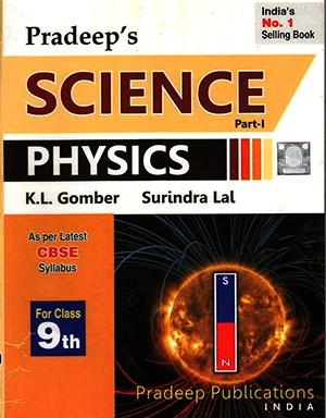 Pradeep Science for class 9