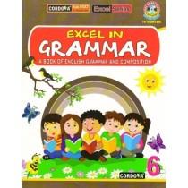 Cordova Excel in Grammar Book 6