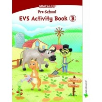 Grafalco Pre-School EVS Activity Book B