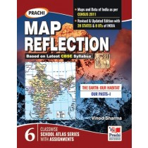 Prachi Map Reflection For Class 6