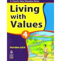 S chand Living with Values Class 4