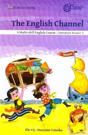 Indiannica Learning The English Channel Literature Reader Class 3