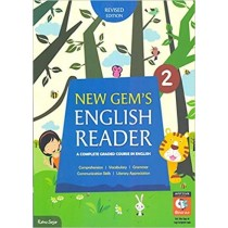 Ratna Sagar New Gem's English Reader Class 2