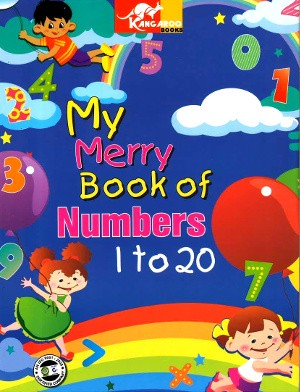 My Merry Book of Numbers 1 to 20