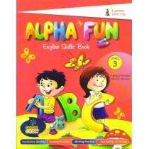Alpha Fun English Skill Book Level 3