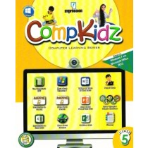 Compkidz Computer Learning Series Class 5