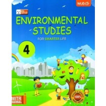MTG Environmental Studies For Smarter Life Class 4