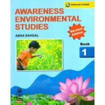 S chand Awareness Environmental Studies Book 1