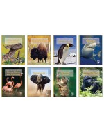 Animals and Their Habitats – 8 Volumes Set (2011 Edition)