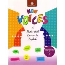 Madhubun New Voices English Workbook 5