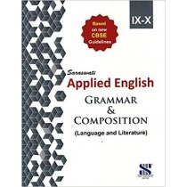 Saraswati Applied English Grammar & Composition for class 9 & 10
