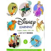 Disney Learning Books for UKG Class