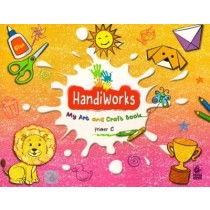 Bharati Bhawan HandiWorks My Art and Craft Book Primer C