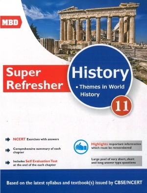 MBD History Guide for class 11