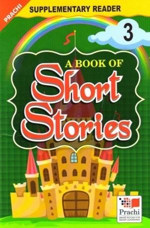 Prachi Supplementary Reader A book of Short Stories Class 3