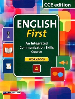 Viva English First Workbook 4