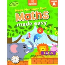 New Number Fun Maths Made Easy Primer A
