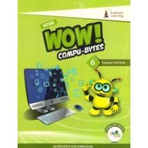 Wow Compu-Bytes Computer Textbook ICSE Class 6