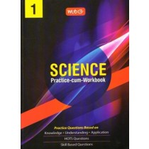 MTG Science Practice-Cum-Workbook For Class 1
