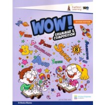 Eupheus Learning Wow Grammar & Composition Book 8