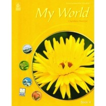 Bharati Bhawan My World Environmental Studies Book 4