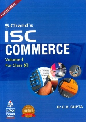 S. Chand's ISC Commerce for Class 11
