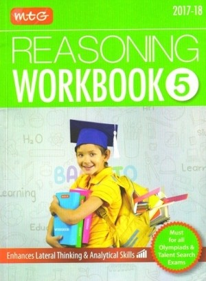 MTG Olympiad Reasoning Workbook Class 5