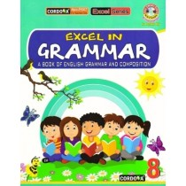 Cordova Excel in Grammar Book 8