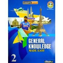 Cordova General Knowledge Made Easy Class 2