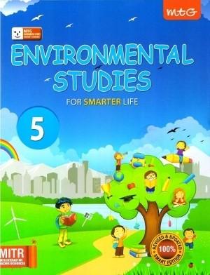 MTG Environmental Studies For Smarter Life Class 5
