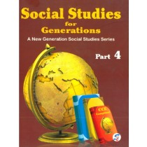 Social Studies For Generations Class 4