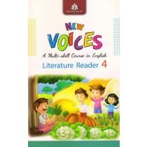 Madhubun New Voices English Literature Reader Class 4