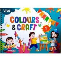 Viva Colours And Craft For Class 1