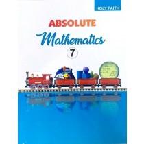 Holy Faith Absolute Mathematics Class 7