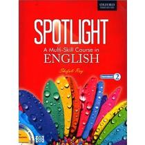 Oxford Spotlight English (Course Book) for Class 2