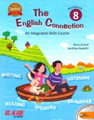 The English Connection Workbook Class 8