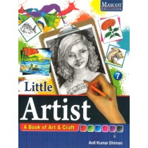 Little Artist A Book of Art & Craft Class 7