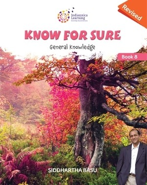 1 Know For Sure General Knowledge Class 8 (Revised Edition)