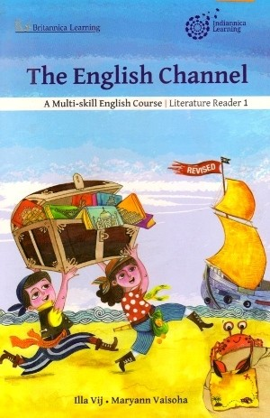 Indiannica Learning The English Channel Literature Reader Class 1