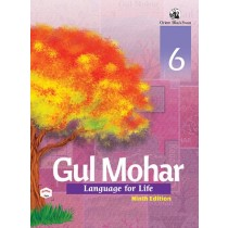 Orient BlackSwan Gul Mohar English Reader Class 6