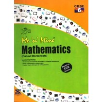 Me n Mine Mathematics Pullout Worksheets Class 6