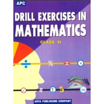 APC Drill Exercises in Mathematics Class 6